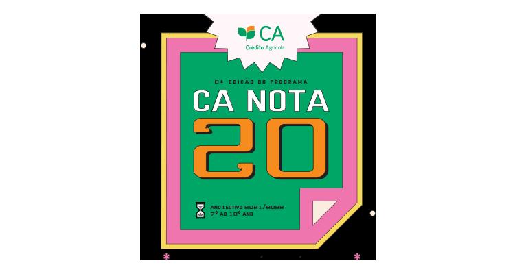 Logo 8ª Edição CA Nota 20