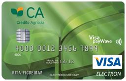 Tag Cartao De Credito C A Visa