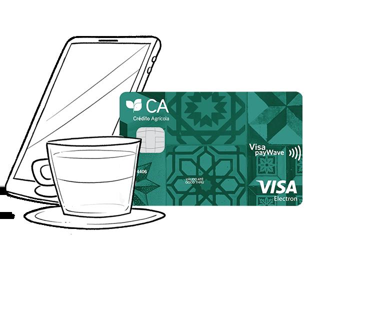 Cartao Visa Electron