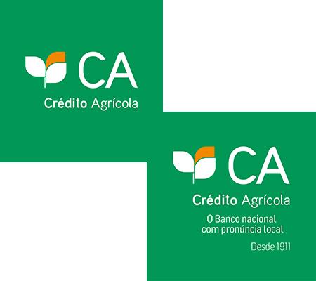 Logos Crédito Agrícola
